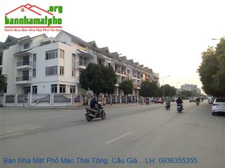 Bán Nhà 6 Tầng Mặt Phố Mạc Thái Tông, 99m2, Mặt Tiền 6,5m,