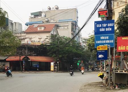 Cho thuê nhà 2 tầng tại KTT ga Phú Diễn, P. Phú Diễn, Q.