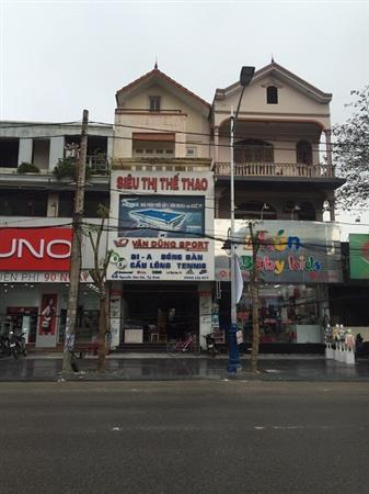Cho thuê nhà tại số nhà 68 đường Nguyễn Văn Cừ Thành phố