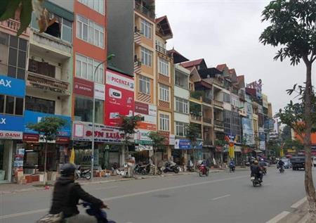 Cần bán nhà mặt phố Thanh Nhàn, Hai Bà Trưng 61m2, 4T, 16tỷ.