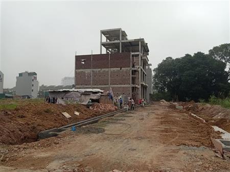 Đất phân lô phường Mỹ Đình 2, Nam Từ Liêm giá 50tr/m2