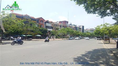 Bán Nhà Mặt Phố Vũ Phạm Hàm, Trung Hòa, 151m2, 6 Tấng,
