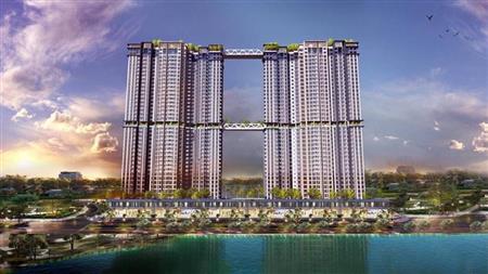 Mở bán chung cư Ecopark Sky oasis không gian xanh giá rẻ