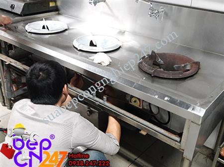 Dịch vụ sửa chữa thiết bị bếp cho nhà hàng khách sạn