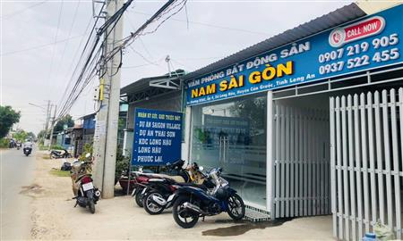 Bán đất dự án Saigon Village 01 nền Duy Nhất view kênh đào