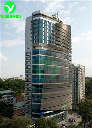 Văn phòng cho thuê tòa nhà Sailing Tower