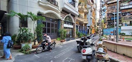 Bán nhà mặt phố Nguyễn Văn Tuyết (ngõ 53 Yên Lãng thông 298