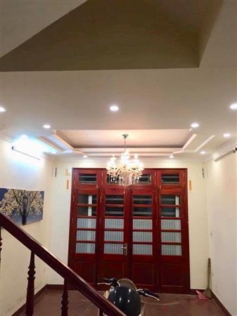 Bán nhà Tam Trinh Hoàng Mai Mặt Ngõ Kinh Doanh, 40m2 giá