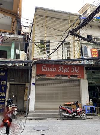 Cho thuê nhà mặt phố Nguyễn Phúc Lai, chính chủ 3 tầng, ở,