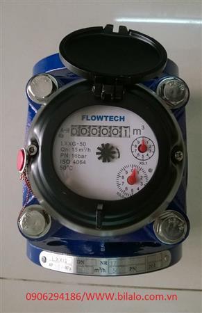 Đòng hồ nước flowtech có mấy loại kết nối