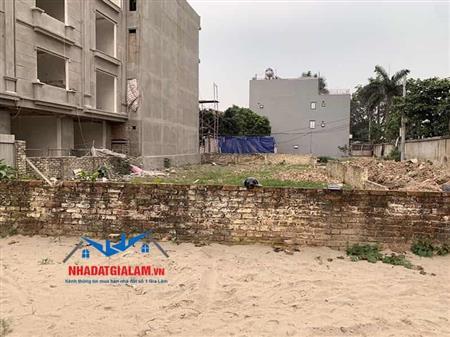 Bán đất hai mặt đường lớn tại ngõ 729 Bát Khối, Long Biên,