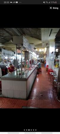 Chính chủ sang sạp thịt bò trong lồng chợ tân hương, tân