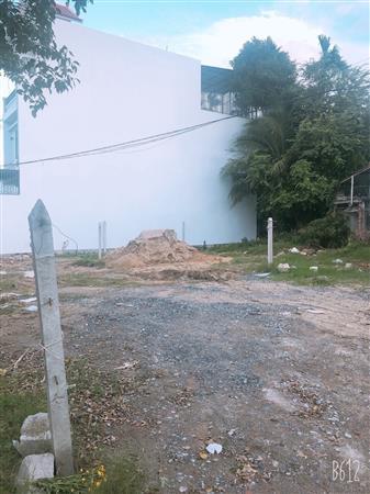 bán đất mặt tiền đường Cầu Bè, Nha Trang, dt 106m, ngang
