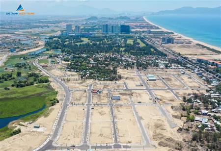 Đất nền Ven biển Nam Đà Nẵng chỉ từ 1.6 tỷ/lô