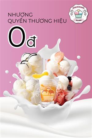 Nhượng quyền thương hiệu sữa chua trân châu cốt dừa Hạ Long