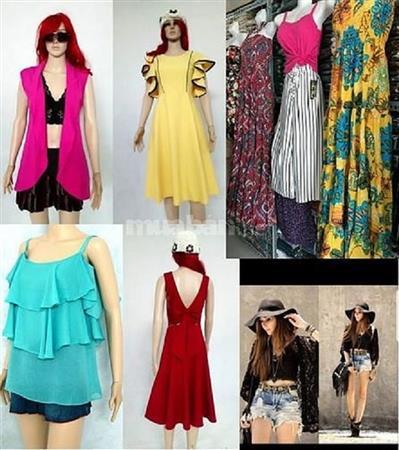 Chuyên bán sỉ thời trang cho shop