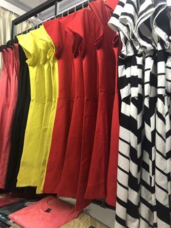 Áo đầm voan Forever 21,thời trang xk với giá sỉ cực rẻ