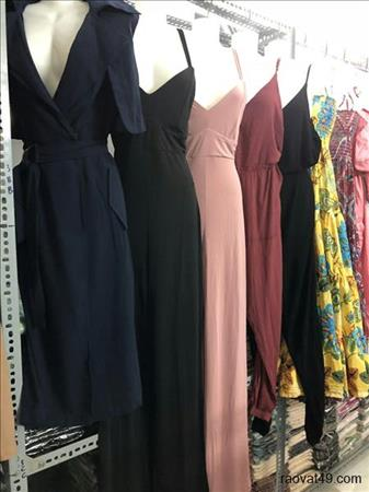 Áo đầm maxi,hàng thời trang xuất dư bán giá sỉ cực rẻ