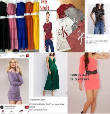 Bán lô hàng thời trang cho các bạn bán online