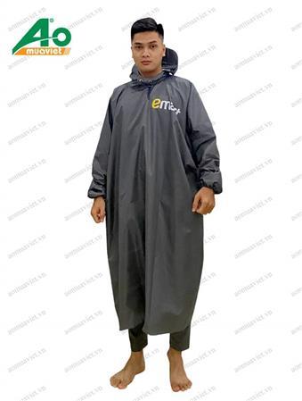 Nhận làm áo mưa quảng cáo áo mưa tặng phẩm xưởng HCM