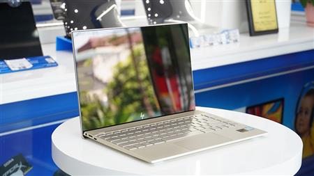 HP Envy 13 Siêu mỏng nhẹ - Cấu hình khủng