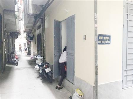 Cho thuê nhà số 4 ngõ 182/86 Bạch Đằng, Hoàn Kiếm, gần