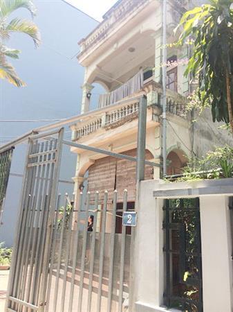 Cho thuê nhà riêng 3 tầng số 17A ngõ 52 phố Gia Quất Long
