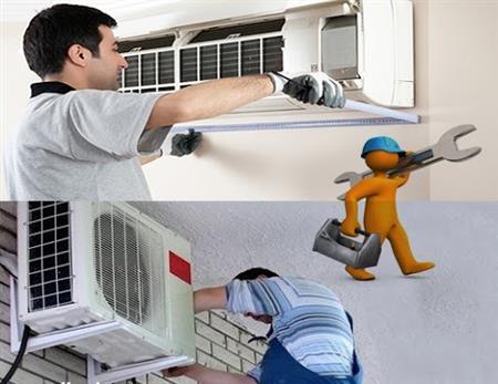 dạy nghề sửa chữa máy lạnh, điều hòa không khí tại hải phòng
