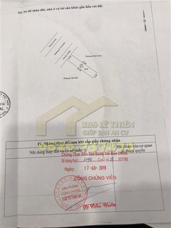 Nhà mới TĐC Định Hòa Thủ Dầu Một Bình Dương. DT 83m2. 1 lầu