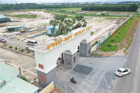 Đất Nền trung tâm Thị Xã Phú Mỹ- gần KCN Mỹ Xuân B