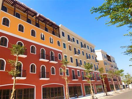 Nhà phố 5 tầng chỉ 7 tỷ  tại dự án Khu đô thị Sun Group Phú