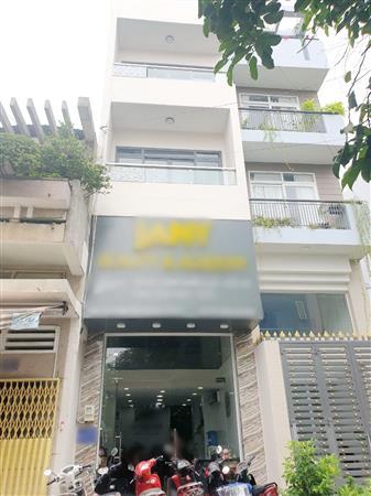 Nhà (175m2) 2 lầu, 4pn, 5wc, gần mặt tiền đường Hưng Phú P9