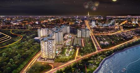 Thanh toán 250tr sở hữu căn hộ trung tâm hành chaisnhq quận