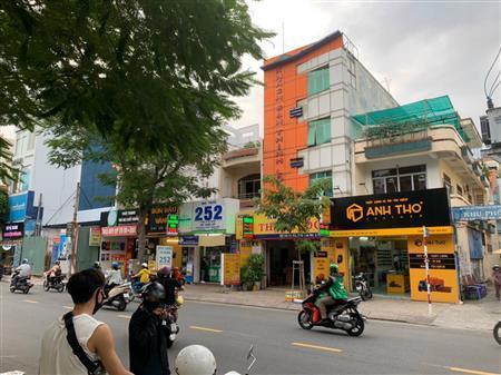 Bán nhà mặt tiền Tân Sơn Nhì, 5 x28m, Tân Phú