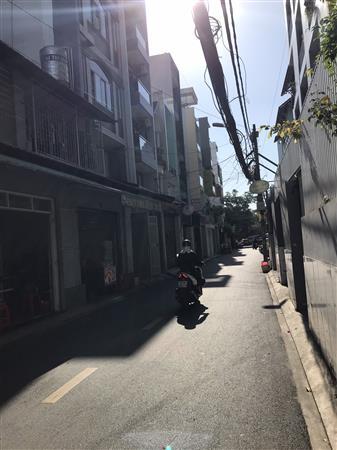 Bán nhà Mặt tiền Đường Cô Giang, phú Nhuận,Kinh doanh,4