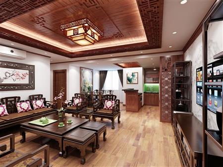 Bán nhà 3 tầng mới xây quận Hoàn Khiếm Mặt tiền 6,5m.DTMB