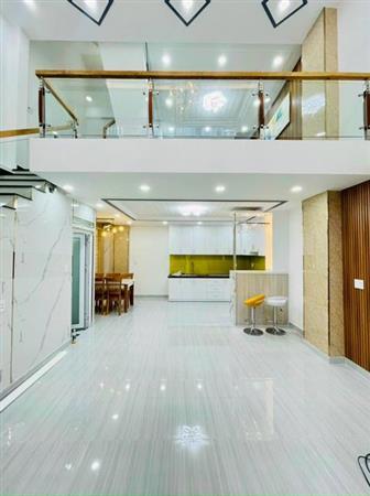 Bán nhà mặt tiền Trần Thánh Tông, 60m2, 4.5 x 14m nhà mới