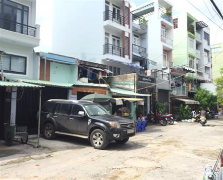Bán Nhà Riêng Nguyễn Thượng Hiền, Bình Thạnh, DT: 60M2  Giá