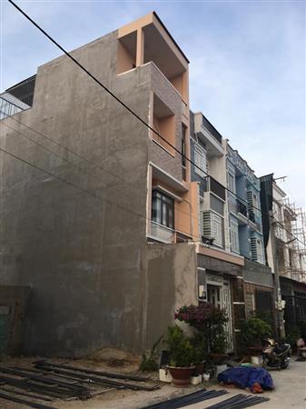 Bán nhà Mặt tiền Hẻm 5m Quang Trung KD tốt giá 3.4 tỷ
