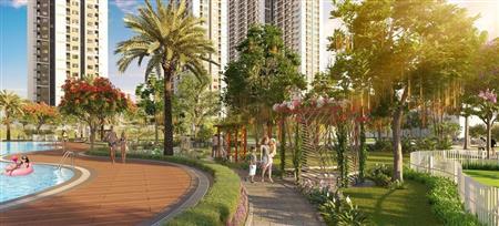 Bán căn hộ cao cấp tại dự án Imperia Smart City giá chỉ từ