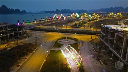 Bán lô đất nền ven biển dự án Green Dragon mặt đường to 24m
