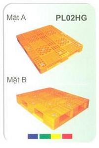 Pallet nhựa nhập khẩu, chất lương cao 180.000/cái
