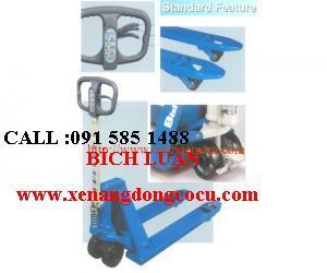 Xe nâng tay, Xenang, xe nâng,  hand pallet trucks, Manual st