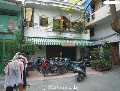 Cho thuê nhà & phòng đường Nguyễn Trãi, quận 1.