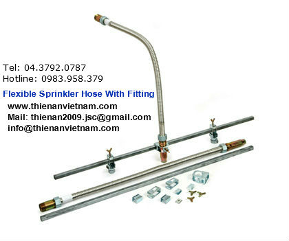 ống mềm nối đầu sprinkler SEUNG JIN, SJV-FLEX 200psi(14bar)