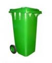 THỦNG  RÁC- xe gòm rác- xe rác- xe đẩy rác-: 120 - 240 - 660