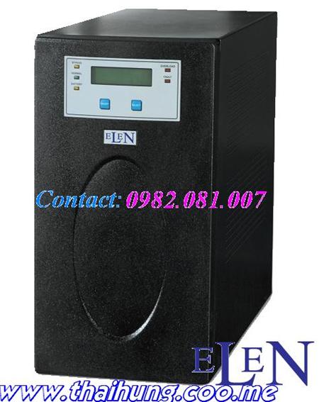 Phân phối các loại Bộ lưu điện (UPS) ELEN công nghệ Châu Âu