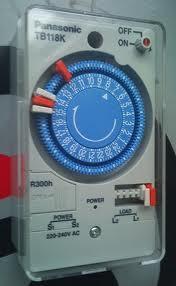Bán Rơle Thời gian TTB118K Panasonic