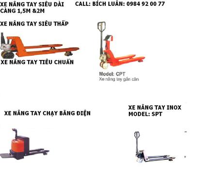 bán xe nâng tay tấp- XE NÂNG CAO - xe nâng,lh: 0984 920077