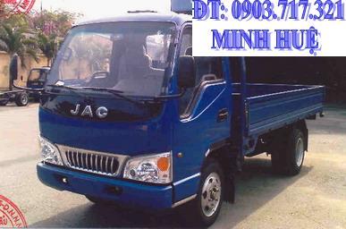 Bán xe tải Jac 2t5 | 2tan5 máy Isuzu Nhật Bản